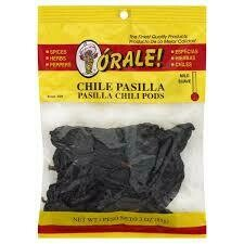 Orale Chile Pasilla 3oz