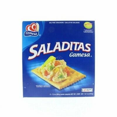 Gamesa Saladitas 14.7 Oz