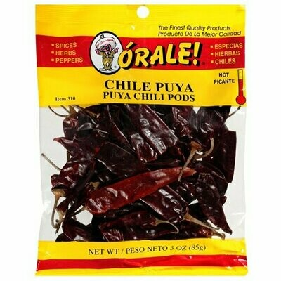 Orale Chile Puya 85g