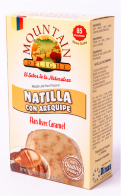 Mountain Delight Natilla Arequipe 340 Gr