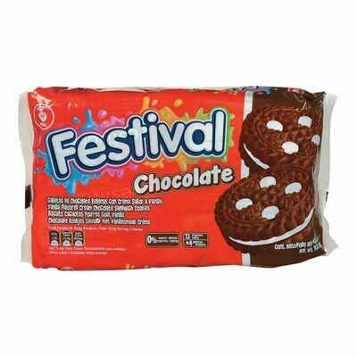 Glletas Festival Chocolate