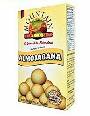 Mountain Delight Almojabana