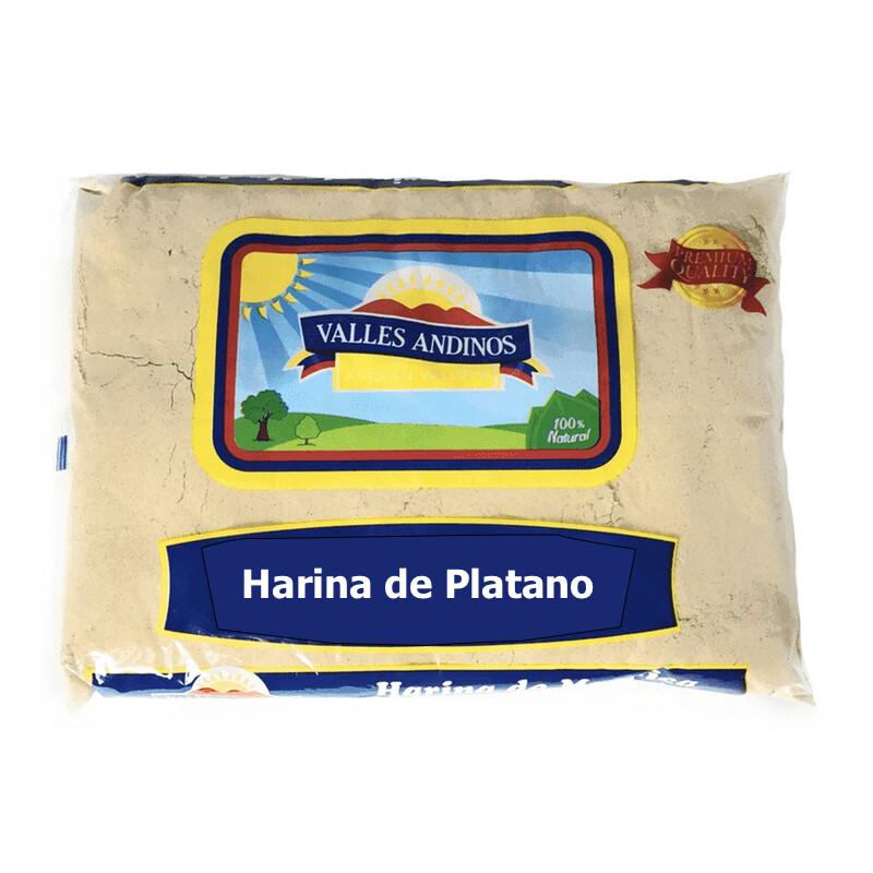 Valles Andinos Harina De Platano 14oz