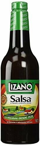 Lizano Seasoning Sauce 700 ml