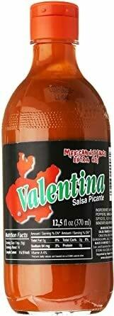 Salsa Valentina Muy Picante 370 ml