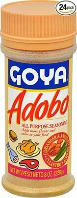 Goya Adobo Culantro Achiote 8oz