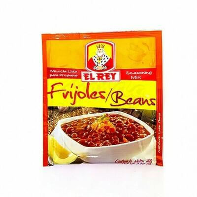 El Rey beans seasoning 20g