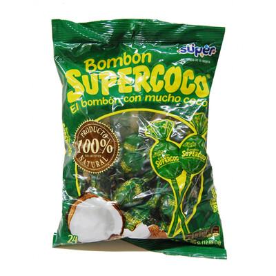 Super coco bombon x 24 - 360g