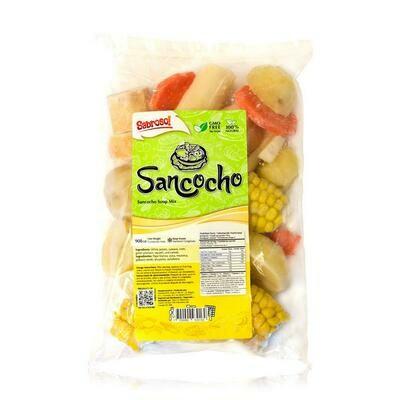 Sabroso Sancocho Frozen 908 G