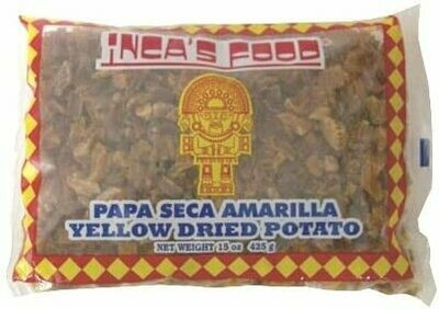 Incas Food Papa Seca Amarilla 15 oz