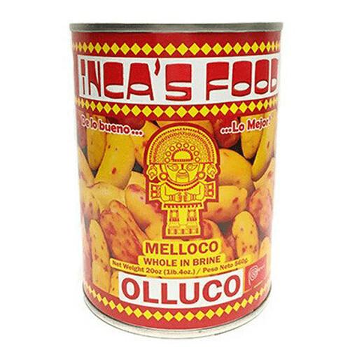 Incas Food Olluco Entero 20 oz