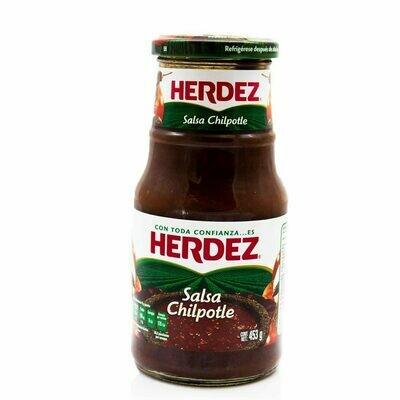 Herdez salsa chipotle