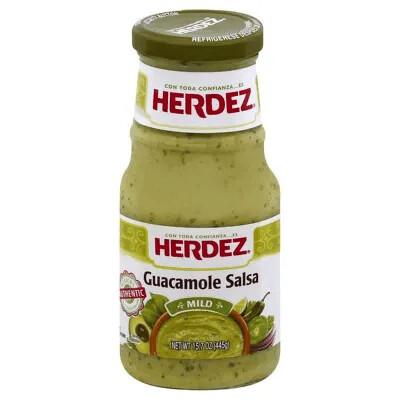 Herdez Guacamole Sauce 15.7 oz