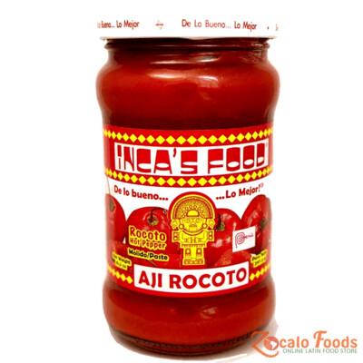 Inca's Food Aji Rocoto 10.5oz