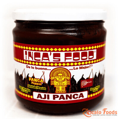 Inca's Food Aji Panca paste 15oz