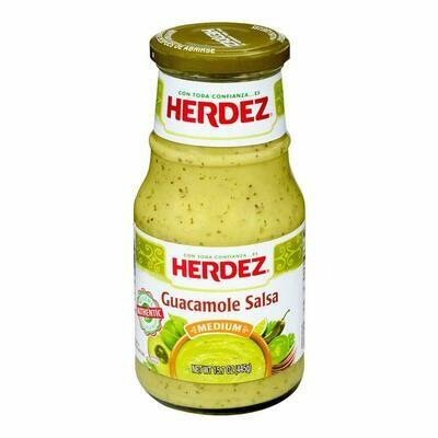 Herdez Guacamole Meduim
