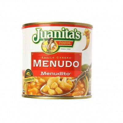 Juanita's Menudo 709g