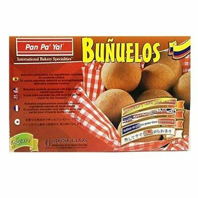 Pan Pa Ya Buñuelos X6