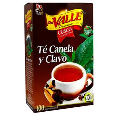 Del Valle Te Canela Y Clavo