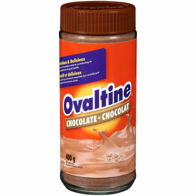 Ovaltine Chocolate 400g