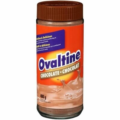 Ovaltine Chocolate 400g
