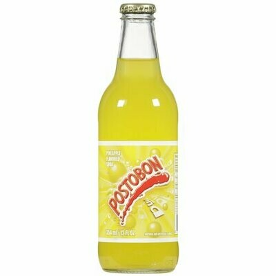 Postobon Pina 12 Oz Botella