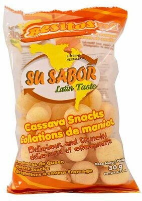 Su Sabor Besitos 30 Gr