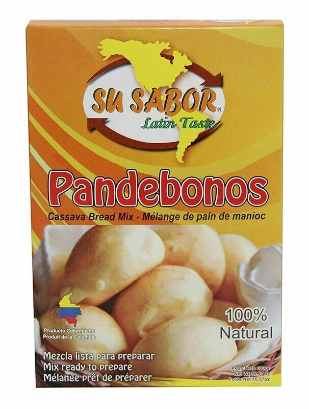 Su Sabor Pandebonos 300 Gr