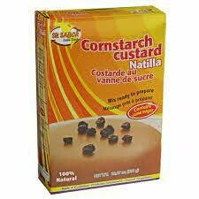 Su Sabor Cornstarch Natilla