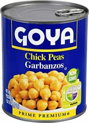 goya Chick Peas 29oz