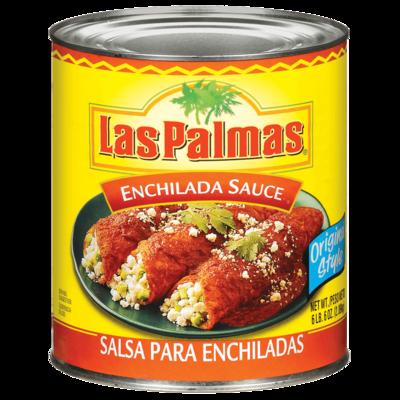 Las Palmas Enchiladas