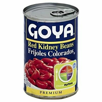 Goya Red Kidney Beans 15.5oz