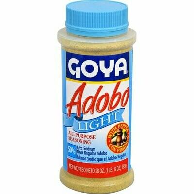 Goya Adobo Light With Pepper