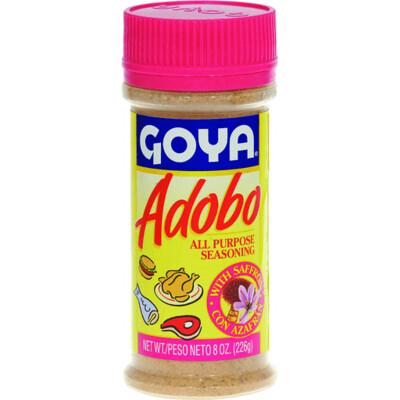 Goya Adobi Con Azafran 467g