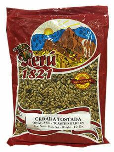 Peru 1821 Cerbada Tostada 12 Oz