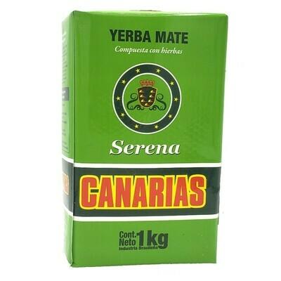 Canarias Yerba Mate Serena