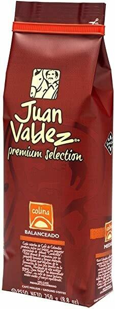 Juan Valdez Coffee Premium Selection 340g