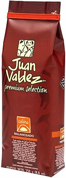 Juan Valdez Coffee Premium Selection 340g