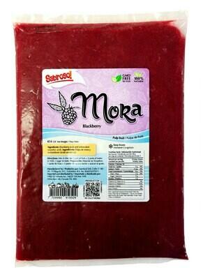 Pulpa de Mora Sabroso 454 g