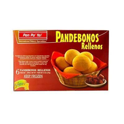 Pan Pa Ya Pandebono Relleno 270g