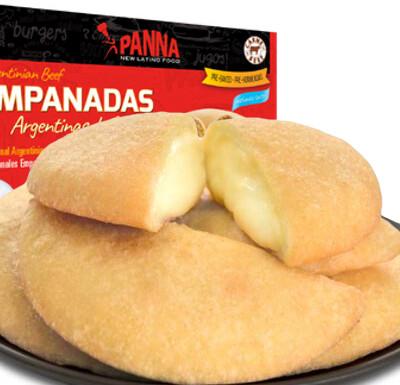 Panna Empanadas Vendzolano De Queso 4 Un