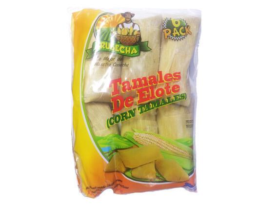 Frusecha Frozen Tamales de Elote 908g