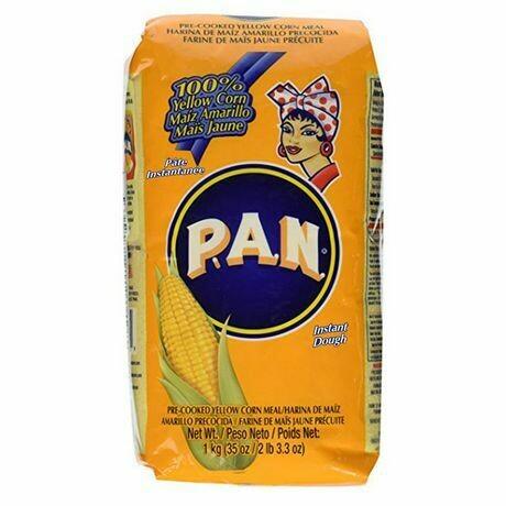 PAN Yellow Corn Flour 1 kg