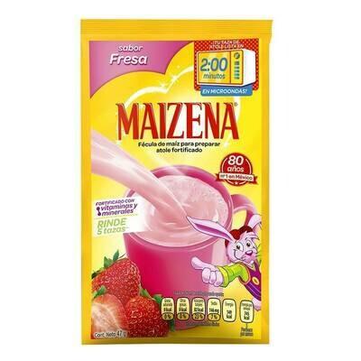 Maizena Paquete Sabor Fresa 47g