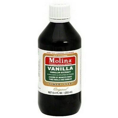 Molina Vanilla Mexicana 120 ml