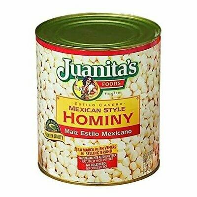 Hominy Maiz Estilo Mexicano 110oz
