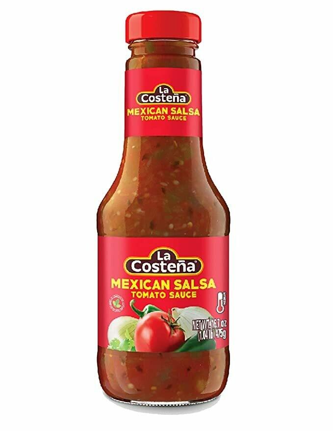 La Costeña Home Style Mexican Salsa