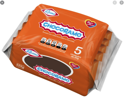 Chocoramo X 5 Units