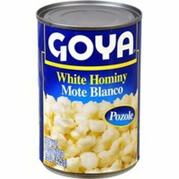 Goya White Hominy 6 Lb