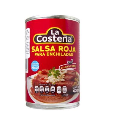 La Costena Enchiladas Red Sauce